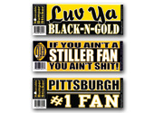 Steelers Bumper Stickers