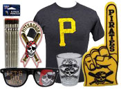 Penguins and Pirates Merchandise